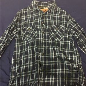 Outdoor Life Flannel